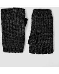 AllSaints - Spinn Gloves - Lyst