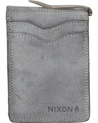 Nixon Dusty Card Wallet - Lyst
