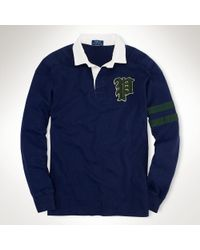 Polo Ralph Lauren Customfit Gothic P Rugby - Lyst