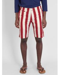 Garbstore Five Jet Chino Shorts - Lyst
