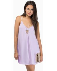 Tobi Feeling Cami Shift Dress - Lyst