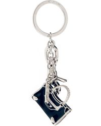 Balenciaga Classic City Bag Key Ring - Lyst