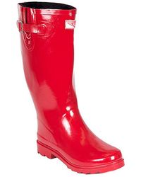 Forever Young - Faux-fur-lined Rain Boots - Lyst
