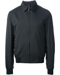 Dior Homme Double Collar Jacket - Lyst