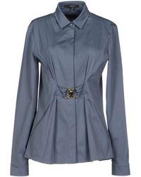 Gucci Gray Shirt - Lyst