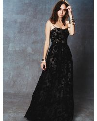 Free People Glam Burnout Maxi - Lyst