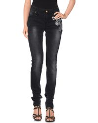 Love Moschino | Denim Pants | Lyst