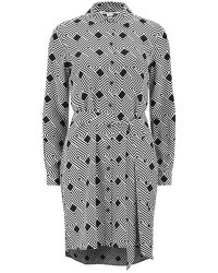 Diane von Furstenberg - Women's Prita Shirt Dress - Lyst