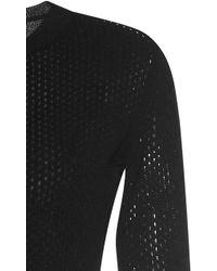 Francesco Scognamiglio - Long Sleeve Knit Tunic - Lyst