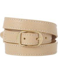 Balenciaga Arena Giant Wrap Bracelet - Lyst