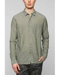 Koto - Classic Breezy Button-Down Shirt - Lyst