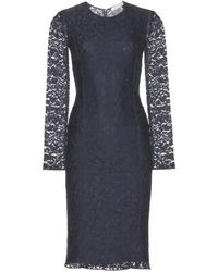 Nina Ricci B Lace Dress - Lyst