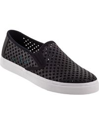 Jeffrey Campbell Ray-Star Slip-On Sneaker Black - Lyst