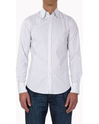 Brunello Cucinelli Long Sleeve Shirt - Lyst
