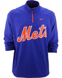 Nike  New York Mets Hot Corner Jacket - Lyst