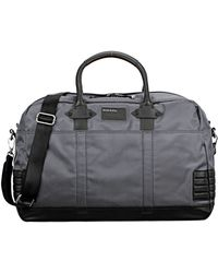 Diesel Sports Bag - X02675P0480 Urban Slides Urban Jack - Travel Bag gray - Lyst