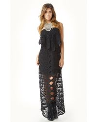 Jen's Pirate Booty Tangerine Dream Maxi Dress black - Lyst