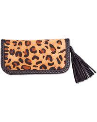 Cleobella - Leopard Wallet - Lyst