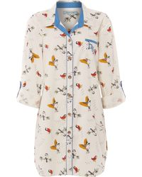 Dickins & Jones Betty Bird Nightshirt - Lyst