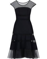 La Petite Robe Di Chiara Boni Short Dress black - Lyst