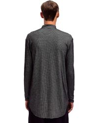 Damir Doma Mens Tiete Long Sleeved Striped Turtle Neck - Lyst