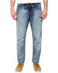 Diesel Narrot-Ne Sweat Jeans 0665R - Lyst