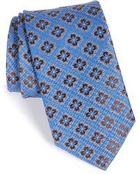 John W. Nordstrom - 'molinara' Medallion Silk Tie - Lyst