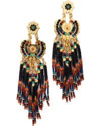 Gas Bijoux - Fringe Earrings - Lyst
