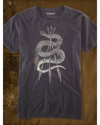 Denim & Supply Ralph Lauren Snake-and-arrow Graphic Tee - Lyst