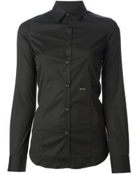 DSquared2 Slim Fit Shirt - Lyst
