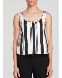 Theory Top - Zelia Playfully Matte - Lyst