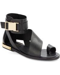 Rachel Zoe Poppie Toe Ring Sandals - Lyst