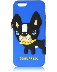 DSquared² | Blue Silicone Iphone 6 Cover | Lyst