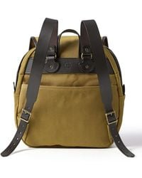 Filson - Rucksack With Bridle Leather Straps - Lyst
