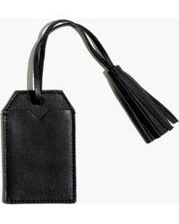 Madewell - Tassel Luggage Tag - Lyst
