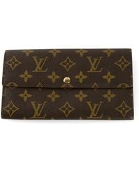 Louis Vuitton Sarah Wallet - Lyst