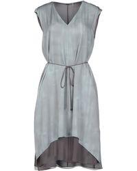Elie Tahari Knee-Length Dress - Lyst