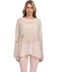 Wildfox Lost Sweater - Lyst