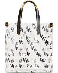 Dooney & Bourke Clear Db Lunch Bag - Lyst