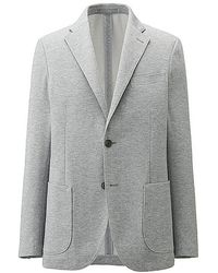 Uniqlo Men Comfort Jacket - Lyst