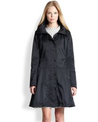 Akris Punto Hooded Jacket - Lyst