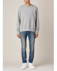 Maison Margiela | Indigo Vintage Slim Fit Denim | Lyst
