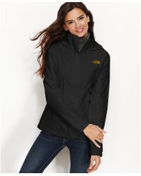 The North Face Resolve Zipup Waterproof - Lyst
