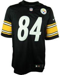 Nike Mens Antonio Brown Pittsburgh Steelers Limited Jersey - Lyst
