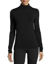 Wolford - Luxe Turtleneck Pullover - Lyst
