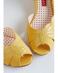 Bait Footwear - Two Can Play Bliss Game Wedge In Sunshine - Lyst
