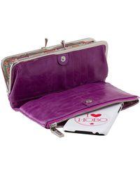 Hobo - Vera Leather Wallet - Lyst