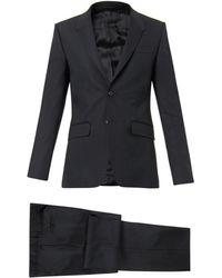 Givenchy Madonnalapel Woolblend Suit - Lyst