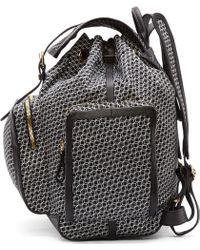 Pierre Hardy - 'cube'print Backpack - Lyst