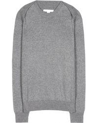 Alexander Wang Silk And Cashmere Sweater - Lyst